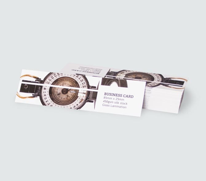 Printed square mini business cards brighton hove printing design square mini business cards reheart Image collections